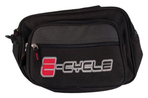 Zhejiang Xmotors SIDE DOUBLE BAG Black Rear Saddle Bag for E-Cycle