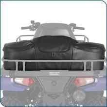 New Genuine Polaris ATV Accessories  Polaris Sportsman XP Semi-Rigid Touring Cargo Bag  Pt  2877220