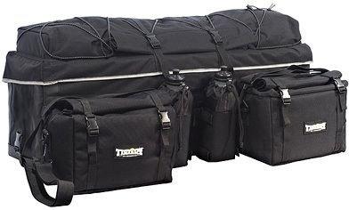 Tamarack Titan Cargo ATV Bag - Black TS-CBB