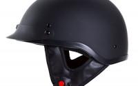 Iv2-Chopper-Cruiser-Beanie-Half-Helmet-Matte-flat-Black-Motorcycle-Helmet-dot-l-7.jpg
