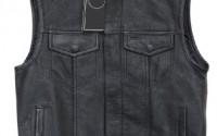 Mens-Motorcycle-Zipper-amp-Button-Leather-Vest-Gun-Pockets-Mc-Club-Vest-1-Panel-Back-7xl-68-quot-1.jpg