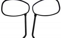 One-Pair-Black-Oval-Rear-View-Mirrors-for-1990-Kawasaki-Vulcan-88-VN1500A-48.jpg