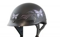 VCAN-V531-Cruiser-Intricate-Butterfly-Flat-Black-Large-Half-Helmet-17.jpg