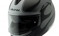 Hawk-H-66-Blaze-Matte-Grey-White-Dual-Visor-Modular-Motorcycle-Helmet-Large-11.jpg