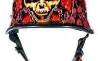 Orange-Skull-Graveyard-Chopper-Cross-Novelty-Motorcycle-Helmet-Size-S-SM-Small-38.jpg