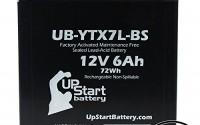4-Pack-Replacement-1997-Kawasaki-EX250-Ninja-250CC-Factory-Activated-Maintenance-Free-Motorcycle-Battery-12V-6Ah-UB-YTX7L-BS-33.jpg