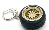 Waterwood-CCW-HellaFlush-style-Polish-Chrome-Wheel-Rims-A050-Racing-Tire-Keychain-Golden-0.jpg