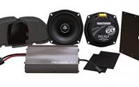 Hogtunes-XL-Series-5-25-Front-Speaker-and-225-Watt-Amplifier-with-R-E-M-I-T-Kit-for-1998-2013-Harley-Davidson-FLTR-Road-Glide-225-RG-Kit-XL-225-RG-KIT-XL-16.jpg