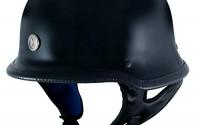 Klutch-K-10-Das-Hammer-Gloss-Black-Half-Face-Motorcycle-German-Style-Helmet-2X-Large-42.jpg